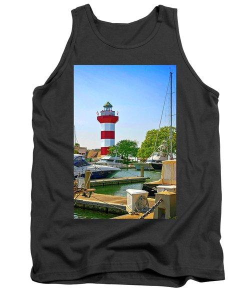Hilton Head Lighthouse Sc Tank Top