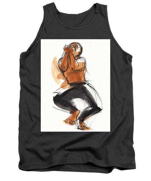 Hiphop Dancer Tank Top