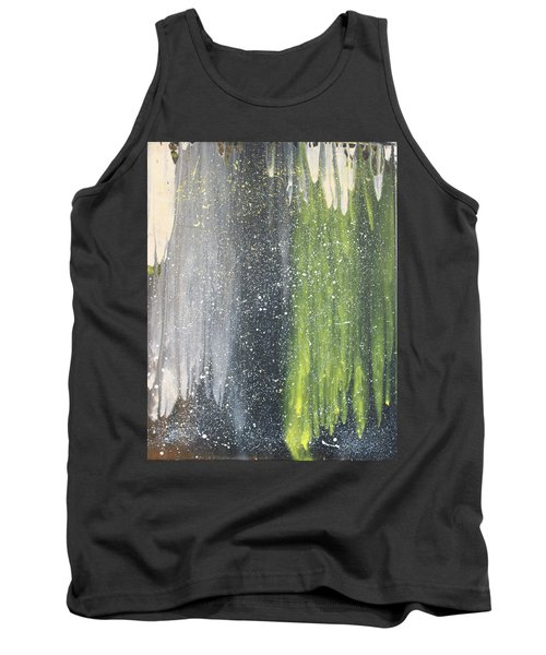 His World Tank Top by Cyrionna The Cyerial Artist