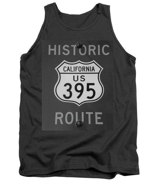 Historic 395 Tank Top