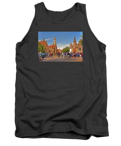 Historic Bruges Tank Top