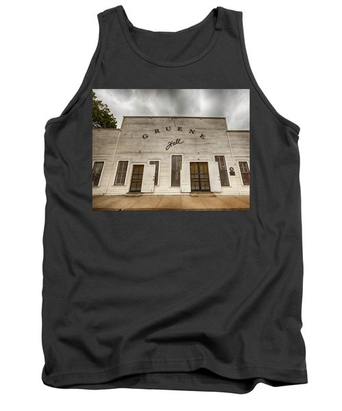 Historic Gruene Hall Tank Top