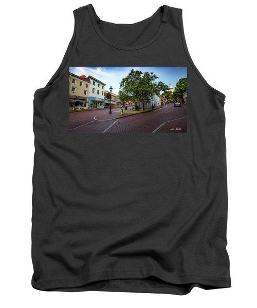 Historic Streets Tank Top