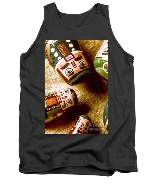 Historic Toys Tank Top