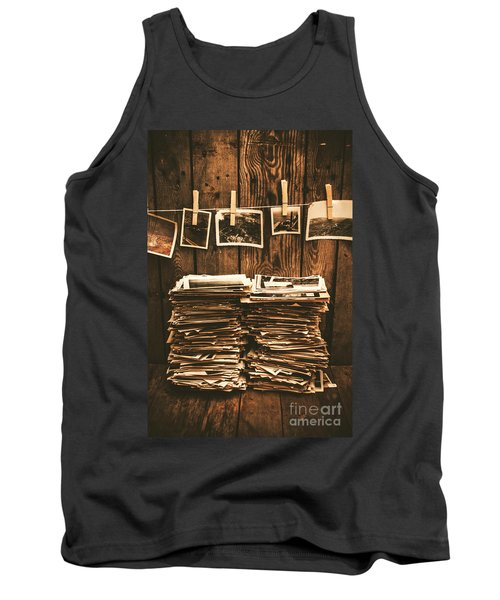 Historical Picture Archive Tank Top