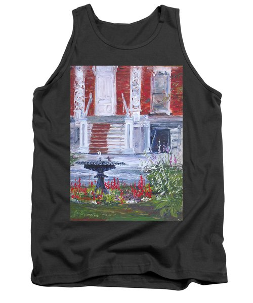 Historical Society Garden Tank Top