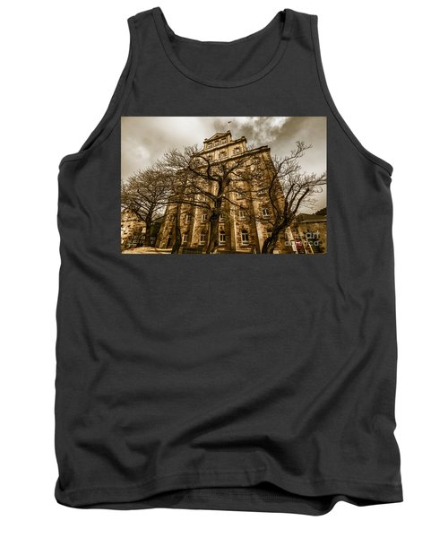 Historical Tasmanian Tourism Tank Top