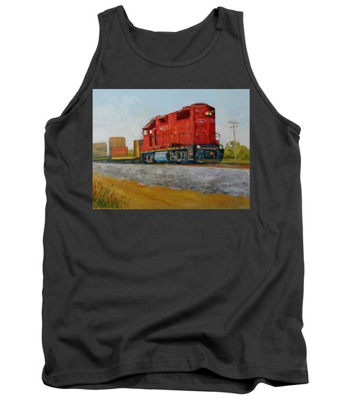 Hlcx 1824 Tank Top by William Reed
