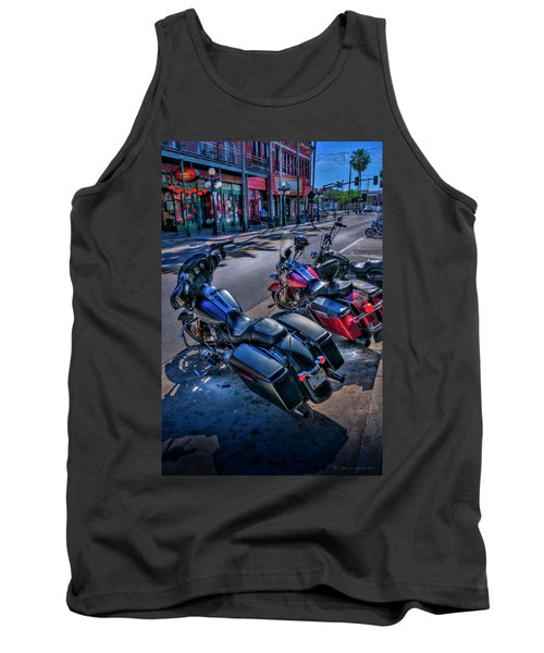 Hogs On 7th Ave Tank Top