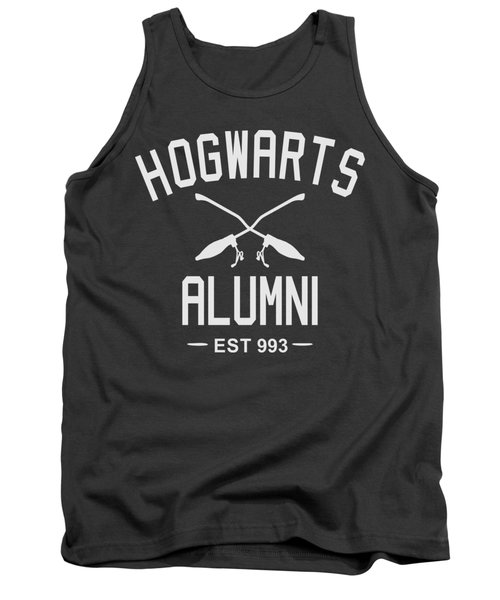 Hogwarts Alumni Tank Top