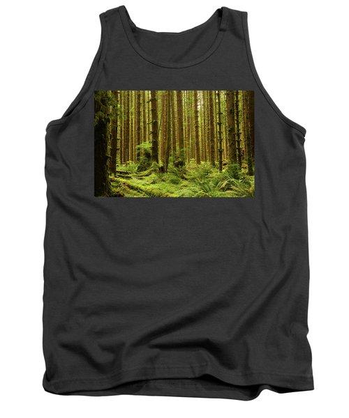 Hoh Rain Forest Tank Top