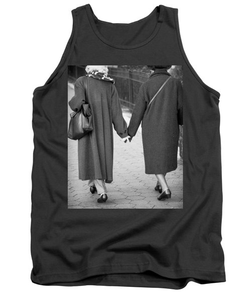 Holding Hands Friends Tank Top
