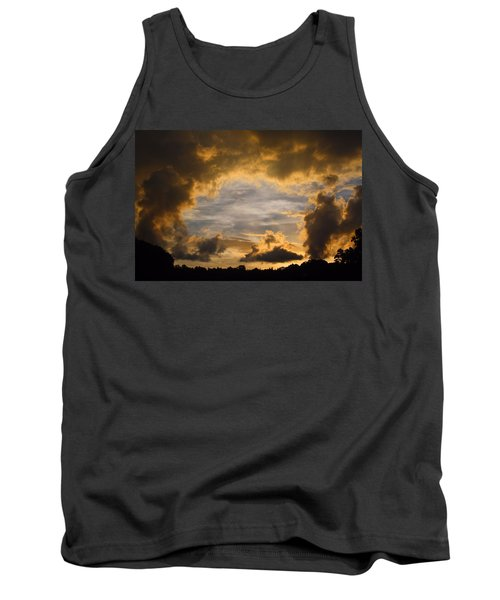 Hole In One Tank Top by Kathryn Meyer