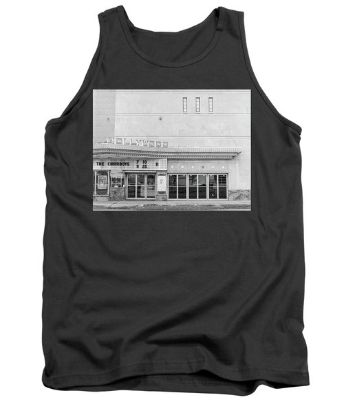 Hollywood Theater Marquee Tank Top