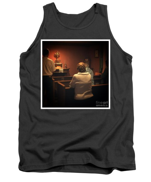 Holy Adoration Altar Tank Top