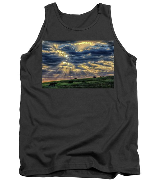 Holy Cow Tank Top by Fiskr Larsen