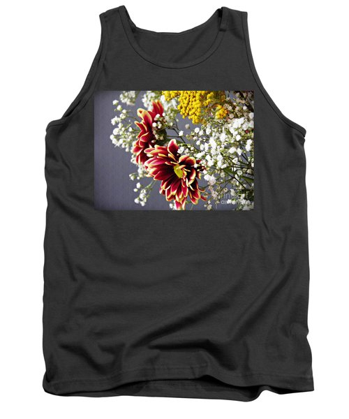 Tank Top featuring the photograph Holy Week Flowers 2017 5 by Sarah Loft