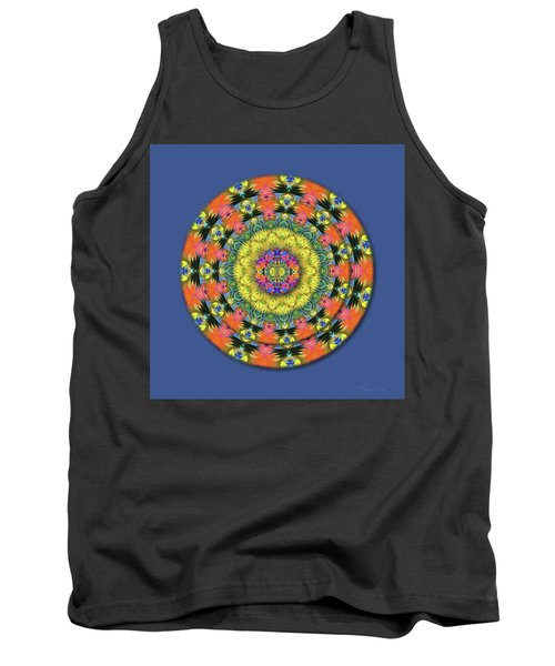 Homage To The Sun Tank Top