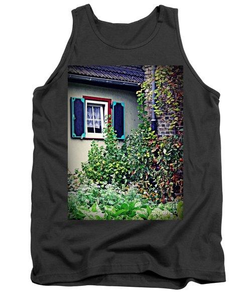 Home And Garden Schierstein 8   Tank Top by Sarah Loft