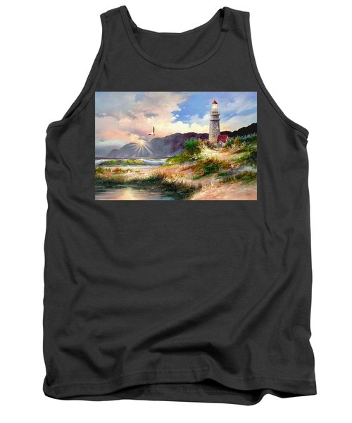 Home For The Night Tank Top by Ron Chambers