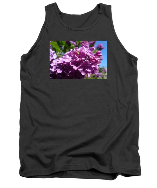 Home Of Spider Tank Top by Jean Bernard Roussilhe