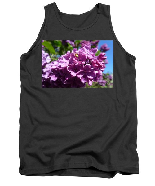 Home Of Spider Tank Top