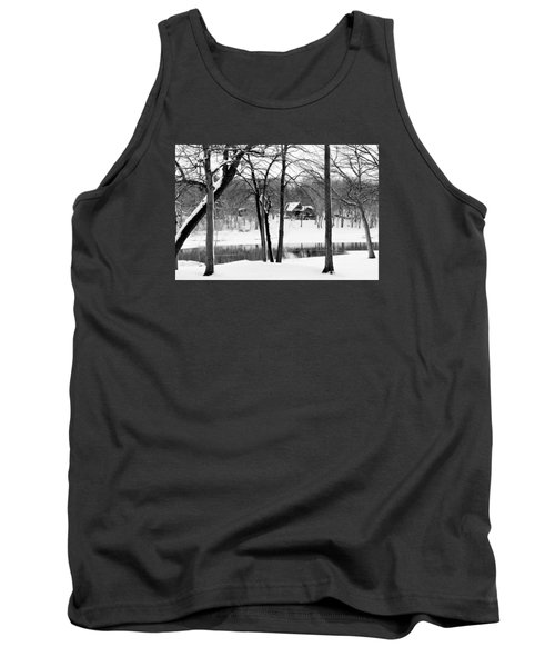 Home On The River Tank Top by Kathy M Krause
