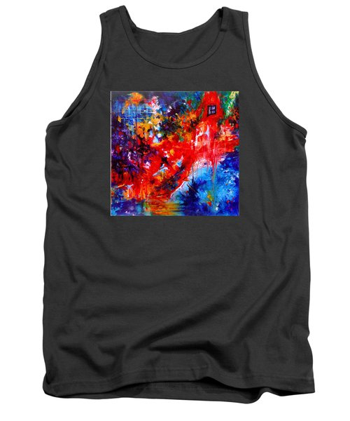 Home Sweet Home. Root Chakra. Series Healing Chakras. Tank Top