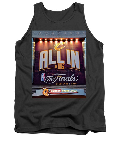 Tank Top featuring the photograph Hometeam 2016 by Frozen in Time Fine Art Photography