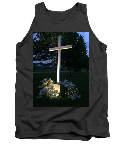 Hometown Faith Tank Top