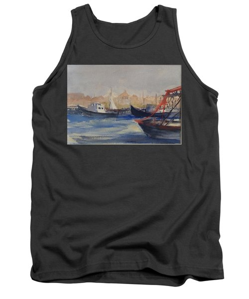 Homeward Bound Tank Top by Heidi Patricio-Nadon