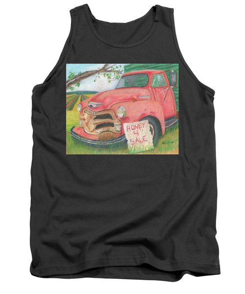 Honey 4 Sale Tank Top