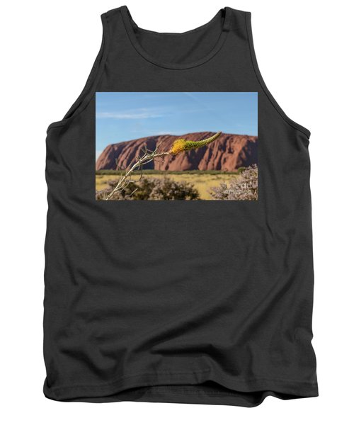 Tank Top featuring the photograph Honey Grevillea 01 by Werner Padarin