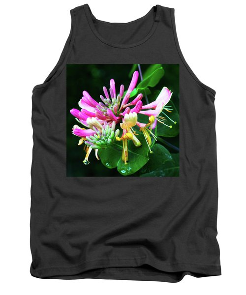 Honeysuckle Bloom Tank Top