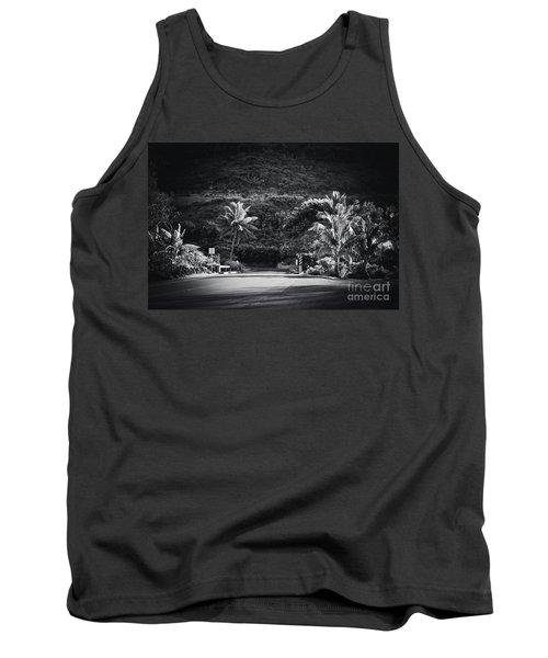 Tank Top featuring the photograph Honokohau Maui Hawaii by Sharon Mau