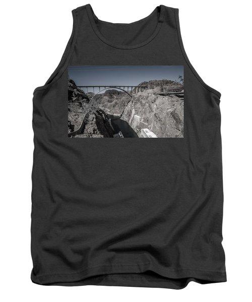 Hoover Dam Bridge Tank Top