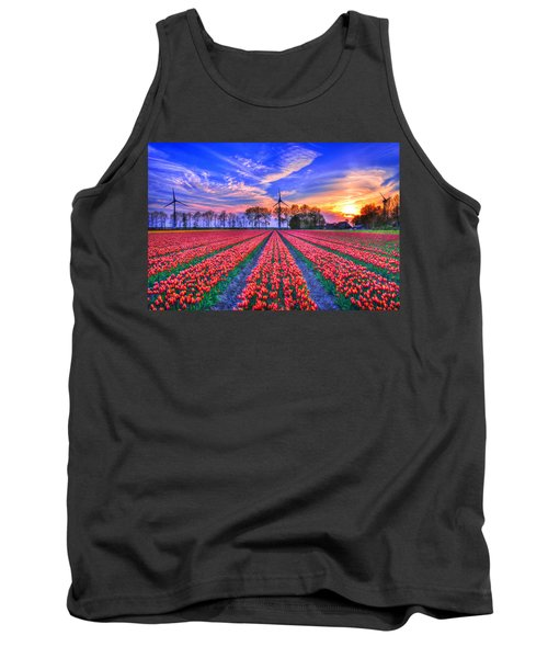 Hope Of Spring Tank Top