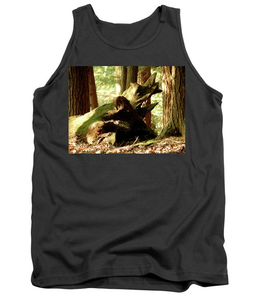 Horned Tree Tank Top