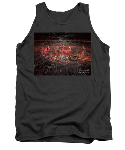 Horse Chestnut Pass Tank Top