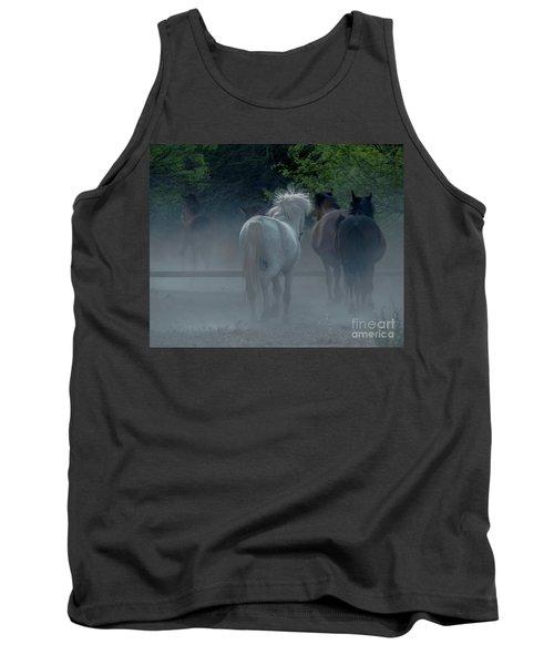 Horse 8 Tank Top