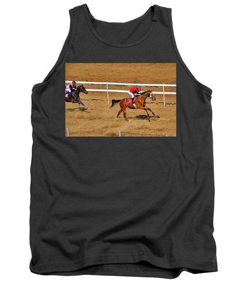 Horse Racing Tank Top
