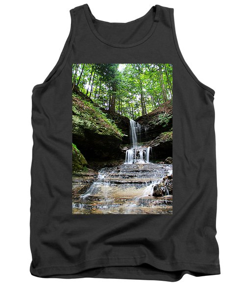 Horseshoe Falls #6736 Tank Top