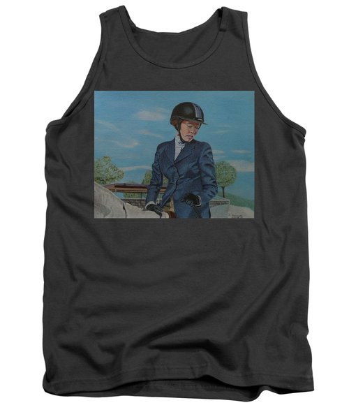 Horseshow Day Tank Top