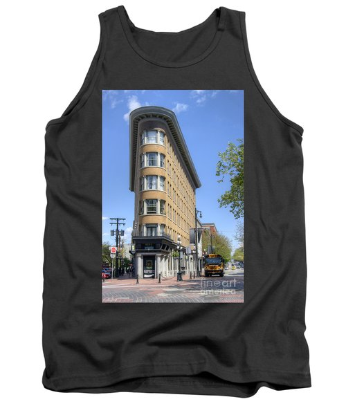 Hotel Europe In Vancouver Tank Top