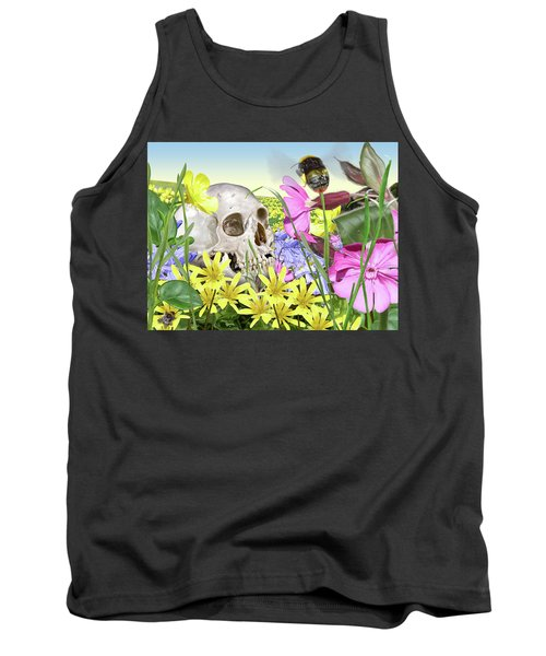 Hotel Ozymandias Tank Top