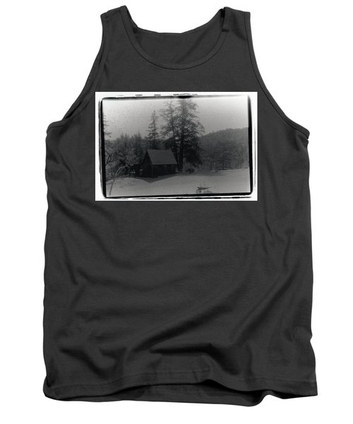 House And Horse Tank Top