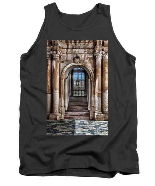 House Entrance Palermo  Tank Top by Patrick Boening