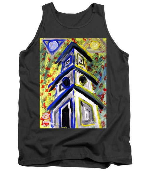 House Tank Top