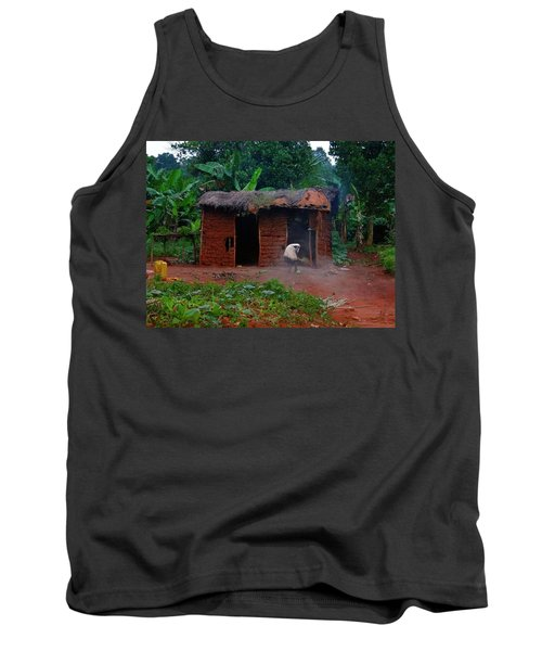 Housecleaning Africa Style Tank Top by Exploramum Exploramum