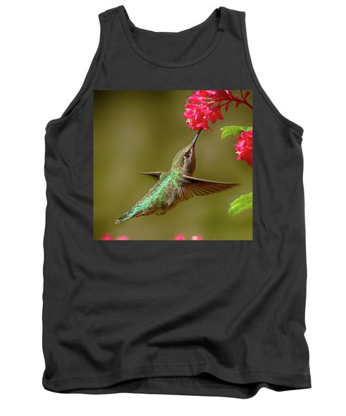 Hover Lunch Tank Top by Sheldon Bilsker